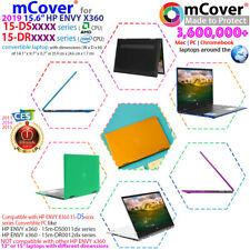 """NEW mCover® Hard Shell Case for 15.6"""" HP ENVY X360 15-DSxxxx 15-DR0000 laptop"""