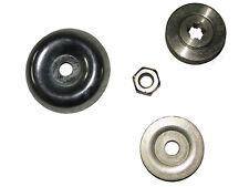 Kit fissaggio disco lama decespugliatore tagliaerba con coppetta dado piastra