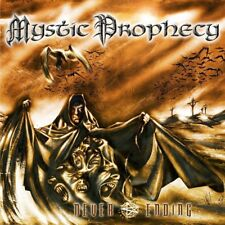Mystic Prophecy-Never Ending (RE-RELEASE) CD NEUF