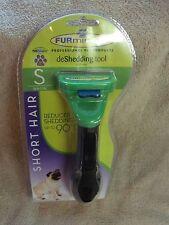 FURminator DeShedding Brush Short Hair Small Dogs Up to 20 Lbs