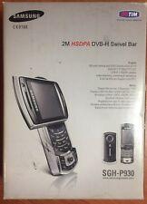 Samsung SGH P930