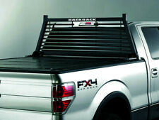 Truck Cab Protector / Headache Rack-Louvered Rack Frame Only - HW Kit Required