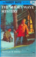 The Short-Wave Mystery (Hardy Boys, Book 24) by Franklin W. Dixon