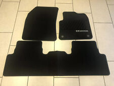 Genuine Citroen C5 Aircross Tailored Velour Floor Mats Set 2018- Onwards