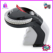 Embossing Label Maker With 3 Dymo Label Tapes New Diy