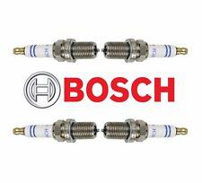 Set of 4 Audi 200 Quattro Alfa Romeo 164 Spark Plug F5DP0R Bosch Platinum Plus