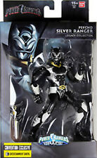 Mighty Morphin Power Rangers Legacy Psycho Silver Ranger SDCC Exclusive