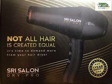Salon Dry Pro RED Light Therapy Professional Ceramic Ionic Volumizing Styler Hai