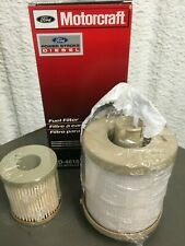 Lot of 2- Motorcraft Fuel Filters FD4616 3C3Z-9N184-CB