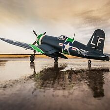 EFLITE F4U CORSAIR 1.2M BNF BASIC RC AIRPLANE EFL8550 W/ FREE 2200MAH BATTERY !!