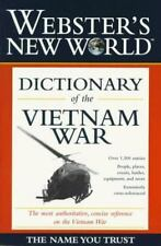 Webster's New World Dictionary of the Vietnam War-ExLibrary