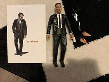 Reservoir Dogs Mezco Mr Blonde Figure Signed By Madsen + Tarantino Art Card