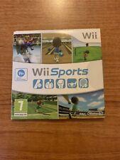 Wii Sports/sports Resort Games