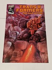 Transformers War Within #5 February 2004 Dreamwave Comics