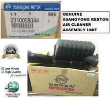 para Ssangyong Rexton Original Filtro de aire Kit NUEVO Unidad CON