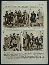 Ward Union Staghounds Point-to-Point Creakenstown 1936 Photo Article 7266