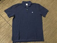 Brooks Brothers Adult Mens Large Performance Polo Shirt Original Fit