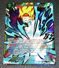 Desperate Warrior Super Saiyan Bardock BT3-084 SR Dragon Ball Super TCG NM