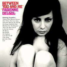 Fabienne Delsol - Between You And Me CD * GARAGE YEYE*