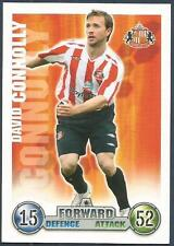 TOPPS MATCH ATTAX 2007-08 TRADING CARD-SUNDERLAND-DAVID CONNOLLY