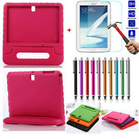 Kids Handle Stand EVA Shockproof Cover Case For Samsung Galaxy Tab E 8.0 T377