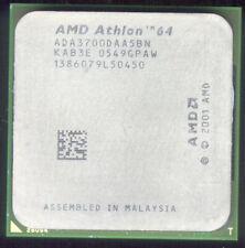 AMD Athlon 64 3700+ CPU 2.2GHz Socket 939 ADA3700DAA5BN