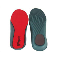 Grisport Ultra assorbire SPORT scarpa stivale a piedi delle solette (UK 3 a 4)