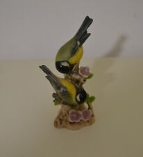 GOEBEL GREAT TITMOUSE BIRD FIGURINE CV 241 TMK 3
