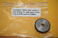 Rowe AMI juke box turntable idler wheel JAL to CTI-2 HARD TO FIND! BRAND NEW!
