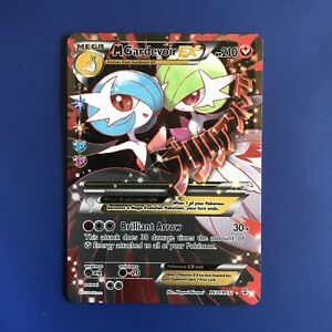 Mega M Gardevoir EX RC31/RC32 XY Generations Ultra Rare Pokemon TCG Card