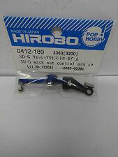 Hirobo 0412-189 Pitchkompensator Arm in Alu SCEADU SD-G WASHOUT CONTROL ARM SE