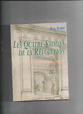 Le quattro stagioni di la Rivoluzione Mirabeau-lez-degno Paul Tabellone rif. E34