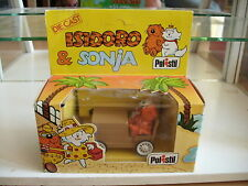 Polistil isidoro & Sonja (Garfield)car in Box