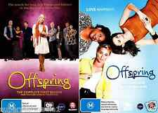 Offspring Series COMPLETE Season 1 & 2 : NEW DVD