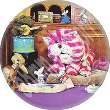 Bagpuss & Friends Pocket MIRROR Vintage TV show Soft Furry Cat Puss New