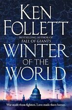 Winter of the World (Century of Giants Trilogy), By Follett, Ken,in Used but Acc