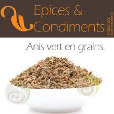 Anis graine 50g recette cuisine pâtisserie gâteaux noel infusion digestion épice