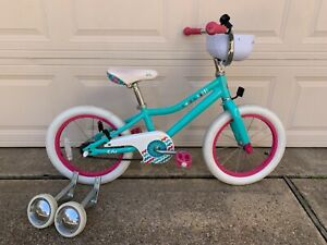 """2018 - 16"""" Liv (giant) Adore kid's bicycle"""