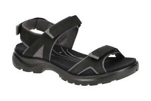 Ecco Schuhe OFFROAD schwarz Damen Sandale 82215301001 NEU