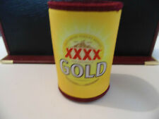 New listing Xxxx Gold Can Holder New (Only One Available This Design)
