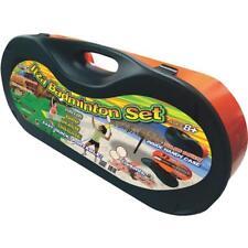 4 pk Water Sports Itza All Around Portable Badminton Set Pool Game Toy