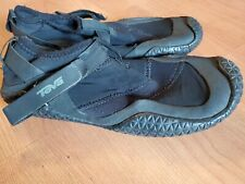 Teva Water Shoes Men Size 8 Black