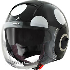 Shark Open Face Helmets with Quick Release Fastening