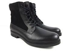 Calvin Klein Gable Plain-Toe Combat Men's Boots Hiking US Size 13 Eur 46.5 NWOT