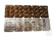 80x Zandu TRIPHALA Tablet Triphala, Trifala, Triphla trifila  (30 Tablets)