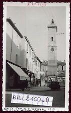 Nimes . photo ancienne . Tour de l'Horloge . Juin 1939