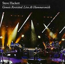 Steve Hackett: Genesis Revisited Live at Hammersmith Audio CD Set New!