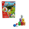 Can Toss Game Kids Fun Indoor Outdoor Games Toys Tin Can Alley Game