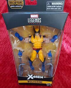 """Marvel Legends WOLVERINE 6"""" inch action figure Uncanny X-Men APOCA BAF Jim Lee"""