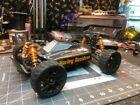 Losi Mini 8ight 1/18 4WD Carbon Fiber Castle Extras